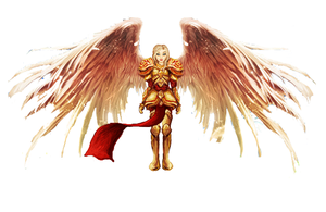 Wings of Justice by praetor-FEMI