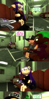 Rise of Darkness Part 5: Personal Space by DarkMario2