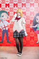 Mami Tomoe cosplay by Achico-Xion