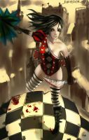 Alice Madness by drasor