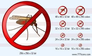 Mosquito spray Icon by medical-icon-set