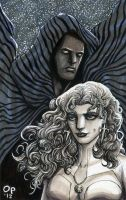 Cloak and Dagger by olybear