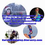 Charity Spotlight: Wolf Haven International by CarolineCosplay