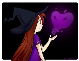Witchy Lucy by MimiMarieT