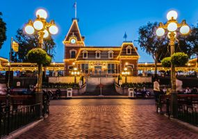 Main Street Station by NY-Disney-fan1955
