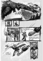audition page 4 by agentfox