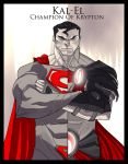Kal-El CHampion of Krypton by chriscopeland