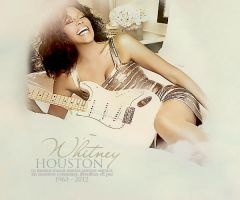 Blend Whitney Houston by shad-designs