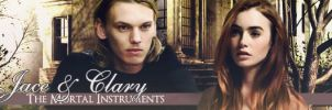 Jace and Clary by Leesa-M