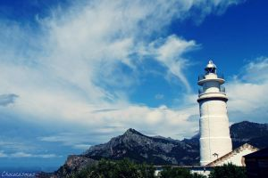 Lighthouse by Chococosmos