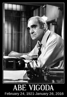 Abe Vigoda by slyboyseth