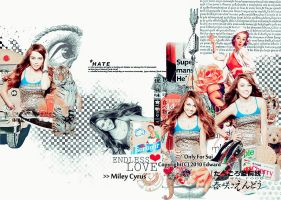 20100806 Miley Cyrus for Sui by EdwardHuaBin