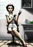 Pin Up Nurse by danyNoFX