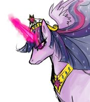 MLP- Princess Twilight by CrimsonRavenDesign