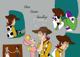 Here Comes Goodbye by Kelticmoon24