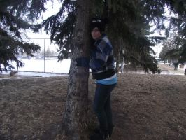 Tree Hugger2 by thetearunshead