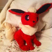 21-inch Flareon (FOR SALE) by LordBoop
