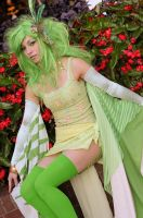 Rydia Drake - Final Fantasy IV by popecerebus