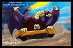 Mazinger series Mikene Empire - Gracis by GearGades