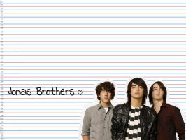 jonas brothers wallpaper by stephaniee182