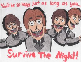 Survive The Beatles  by FnafBeatleNut360