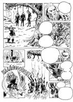 MdDRTT page14 pencil and ink by Rzenio
