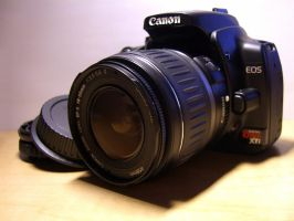 Canon Digital Rebel XTi by seabreezed