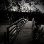 Bridge on Livenza  1 by LuGiais
