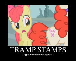 Tramp Stamps by Appaluj