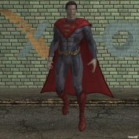XNA Superman by X-N-A