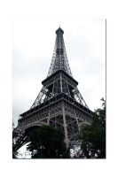 Eiffel tower No1 by unclejuice