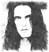 R.I.P. Peter Steele by mikkha76