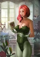 Morning Ivy by Readman