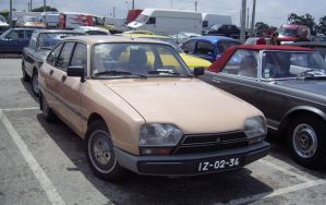 Citroen GSA by tanja1983