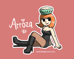 Arroza by gurrupurru