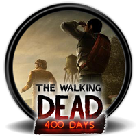 The Walking Dead: 400 Days - Icon by Blagoicons