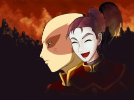 Prince Zuko: Before and After by rioka