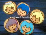 VOCALOID COOKIES CF11 by wasabiyuu