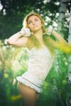 Forest Fairy by platen