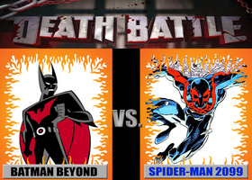 Death Battle Fight Idea 16 by Death-Driver-5000