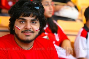 Bahrain VS New Zealand 3 by alkumaish