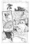 Wolverine page sample2 by Fpeniche