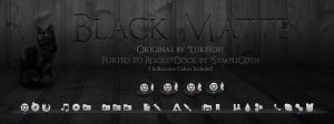 :: Black Matte for RD :: by Sympli-Me