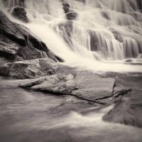 Crystal Creek Falls by Tracys-Place