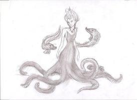 Poor Unfortunate Souls by pluie3et3grenouille