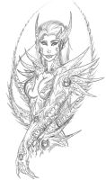 Witchblade 3000 II by Fachhillis