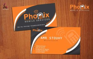 phonix card by laila-Elshobaky
