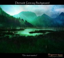 The dead marshes by Dragoroth-stock