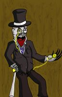 It's the Gentlemen Monster by Pinilo