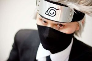 Kakashi close-up by Suki-Cosplay